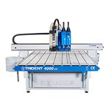 Trident – CNC marógép