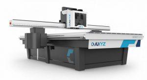 AXYZ Infinite CNC marógép